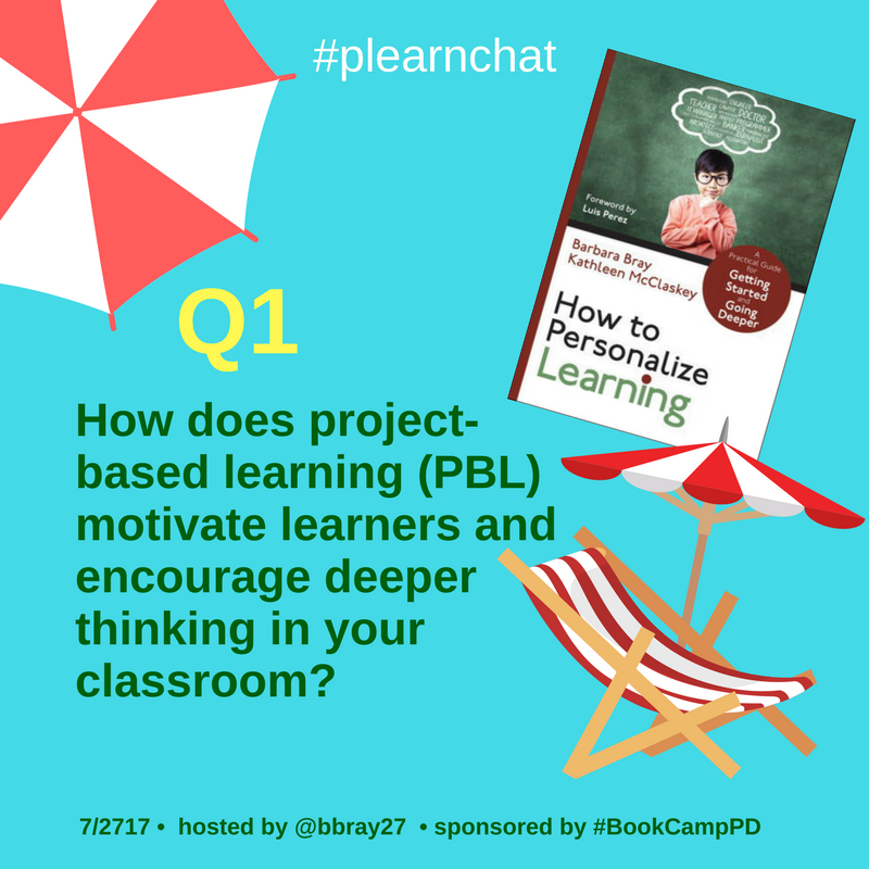 https://t.co/buboULyAjR does project-based learning (PBL) motivate learners and encourage deeper thinking in your classroom? #plearnchat https://t.co/l5lvBqn7aR