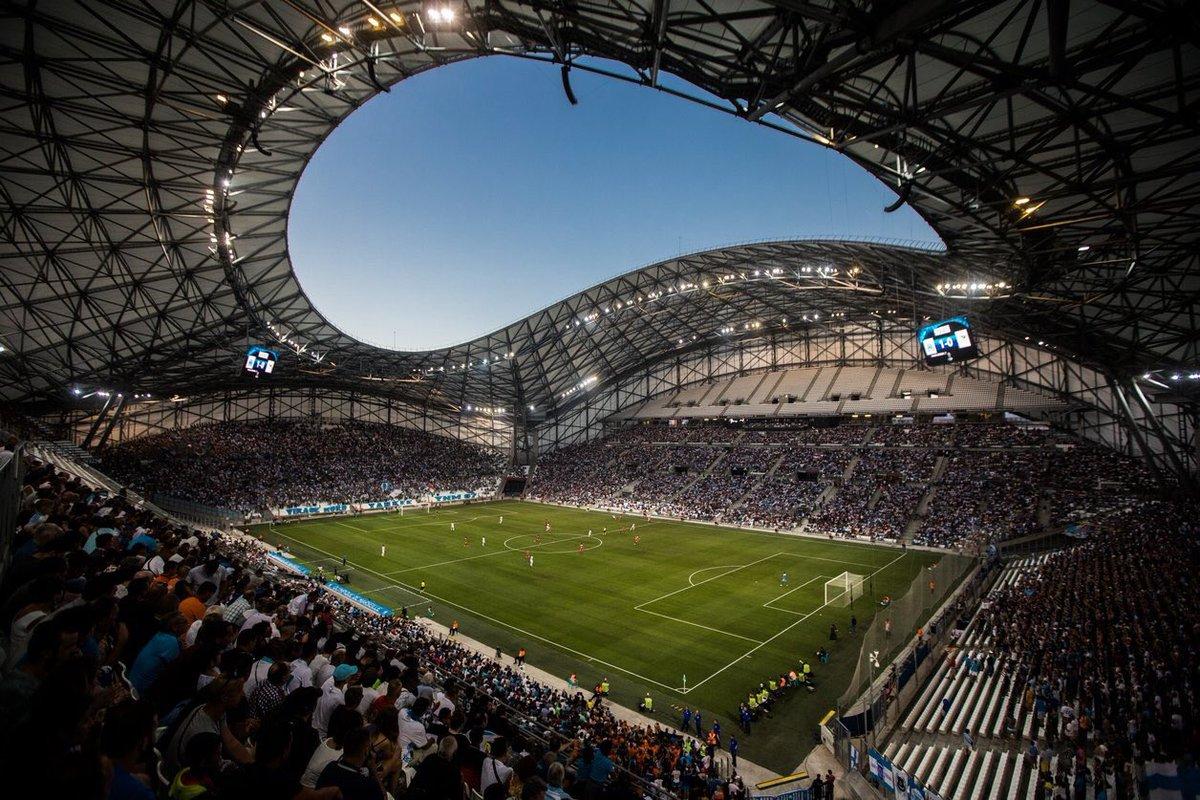 Notre jeu d'attaque bien présent comme nos supporters ce soir au Vélodrome. Déja concentrés sur la 2 ème manche en Belgique.