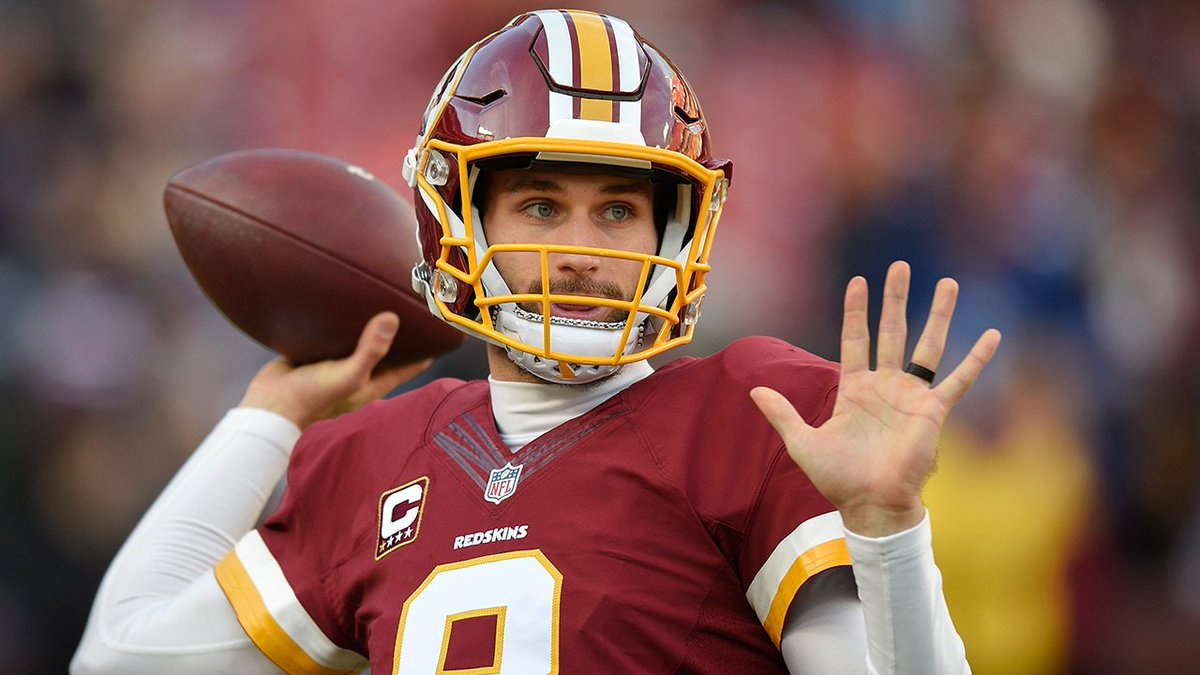 Kirk Cousins' situation creates urgency, uncertainty for Redskins.   https://t.co/0N1TfvfxXe