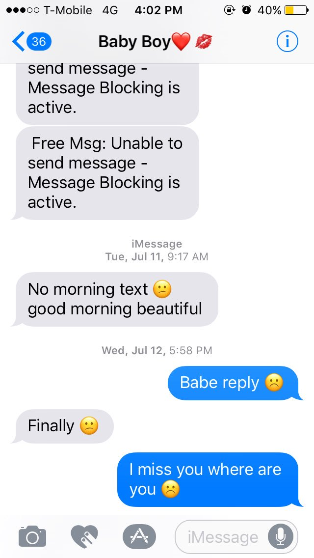 Best Free Message Unable To Send Message Message Blocking Is