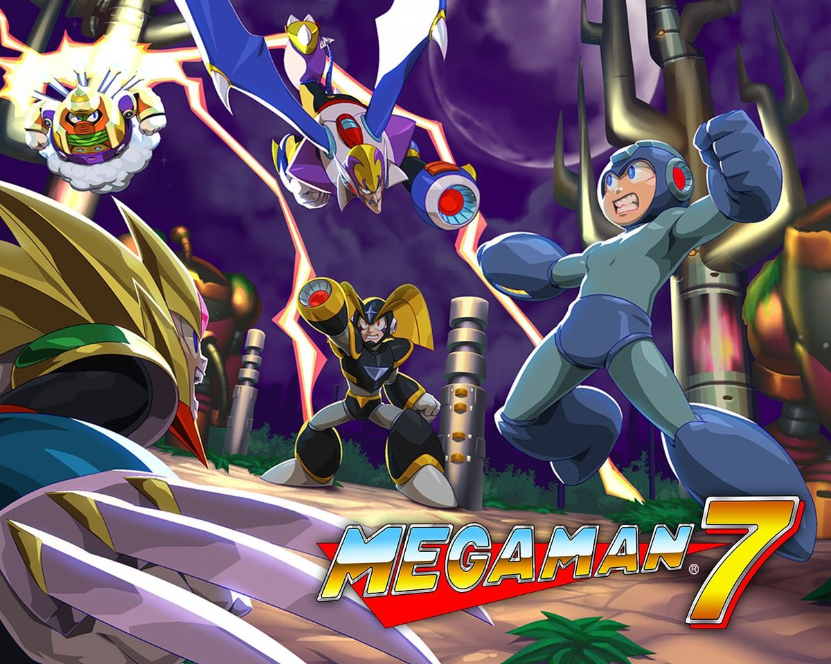 I Drew For The Upcoming MegaManLegacyCollection2 Wallpapers Of Various Sizes Available At Tco DGfjDRZdnJ Chamba 1pRbA8sOnT