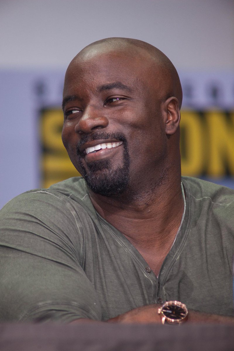 Video: Is there romance in @LukeCage's future, what Mike Colter told @ytvcarlos https://t.co/kSO7mDjpyf