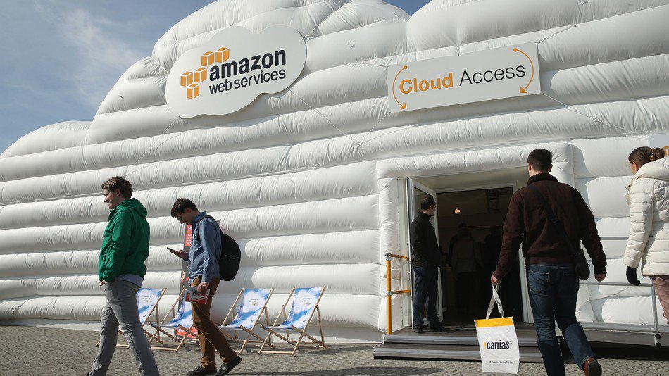 Amazon's server farms now make more money than the rest of its business combined https://t.co/vYr3n0qLhl
