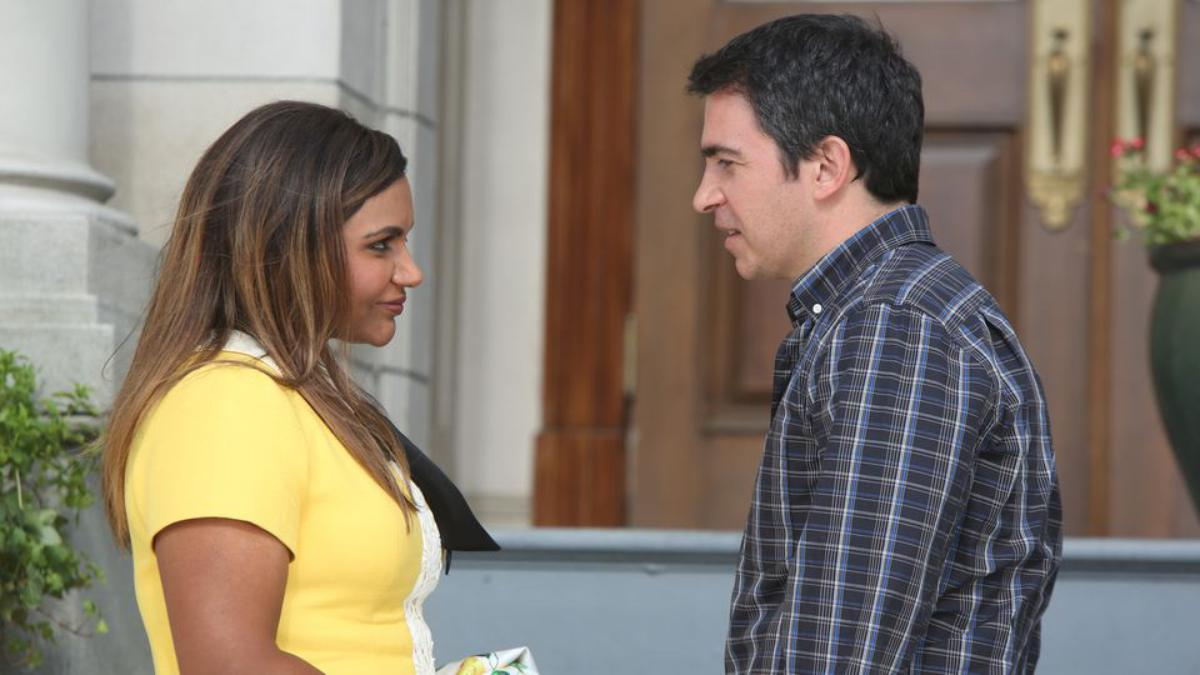 Chris Messina will be back for The Mindy Project's final season   https://t.co/LEY7UARWyy