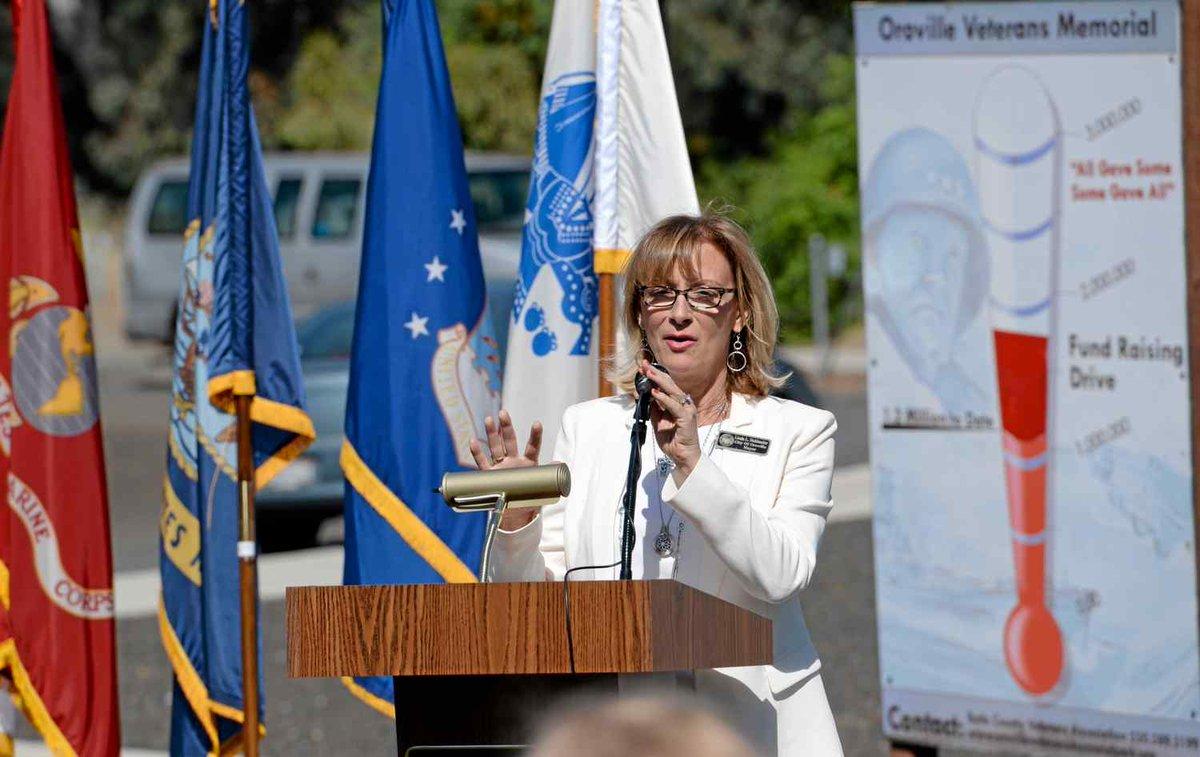 Oroville Veterans Memorial Park opens Friday https://t.co/n0wnWg9Q6G