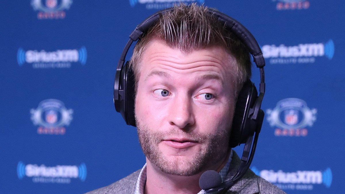 After some recent comments, @PetrosAndMoney try to figure what Sean McVay did that was so secretive this summer: https://t.co/Gleub2J9tn