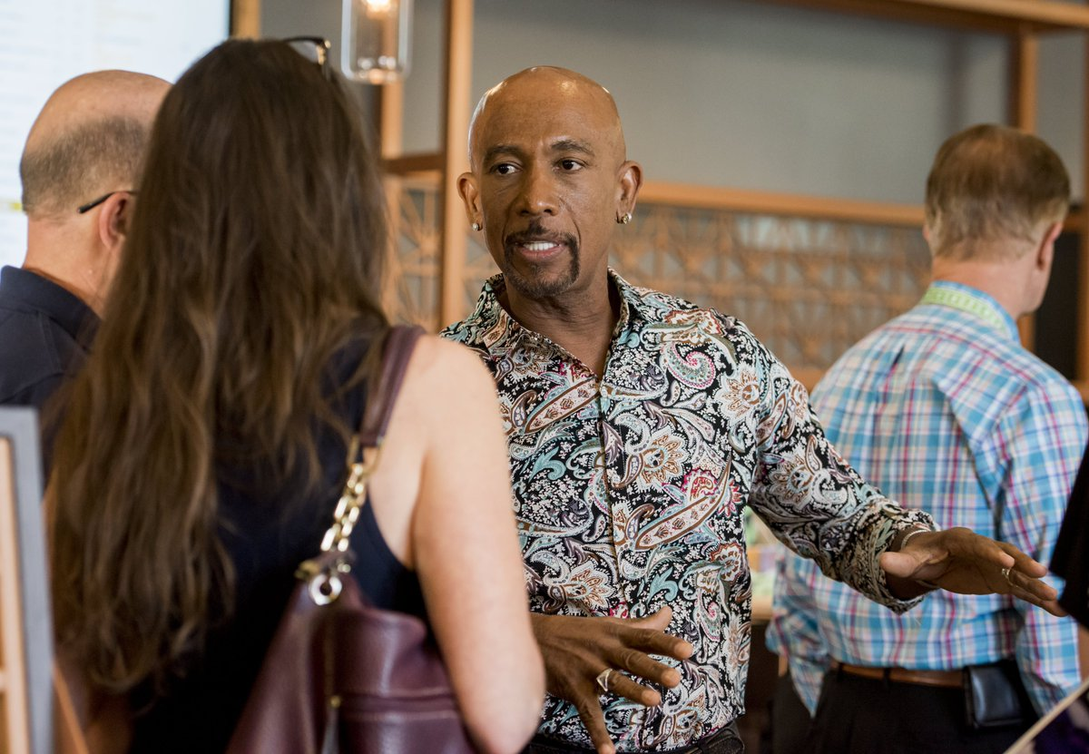 Montel Williams shares his new line of cannabis products and why he's not afraid of Trump https://t.co/JI6S5MwH9j