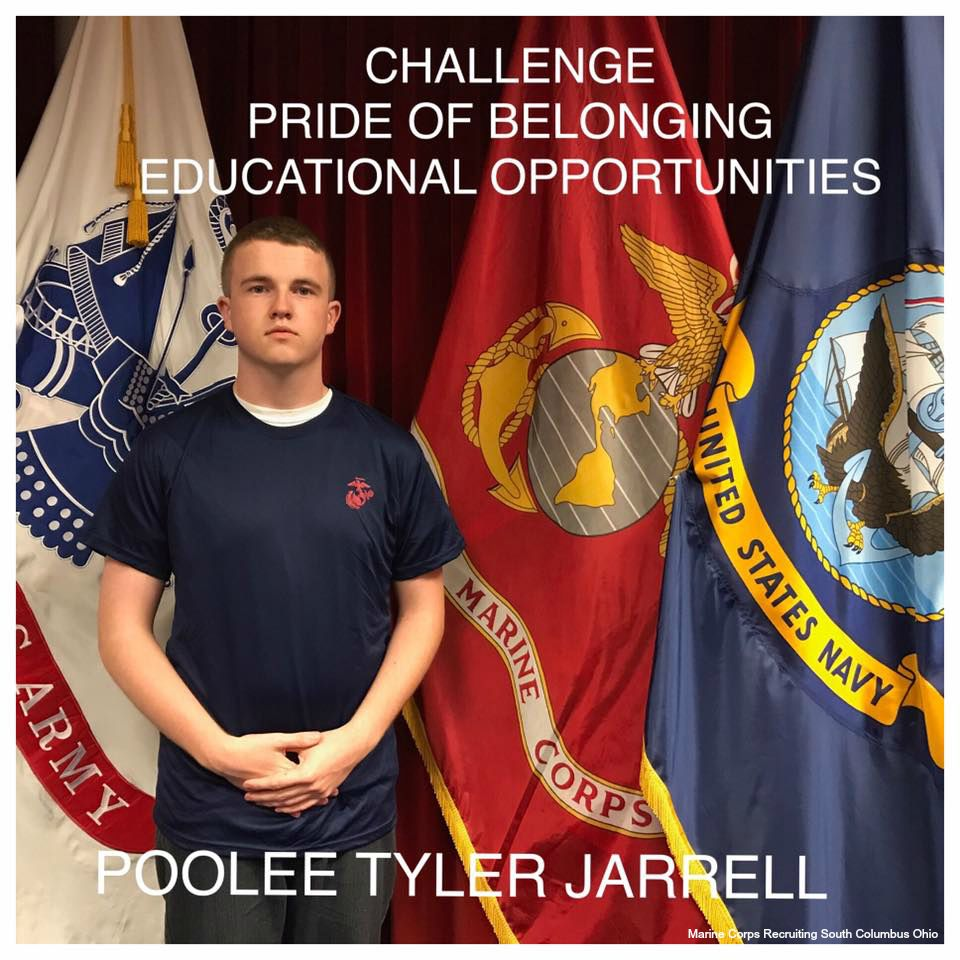 Teen Killed at Ohio State Fair Recently Enlisted in Marines https://t.co/NkVYD1Qa6I #ParrisIsland #USMC #SemperFi