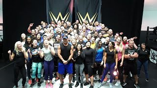 NXT Roster Sings Happy Birthday To Triple H, Several Others Send Well Wishes