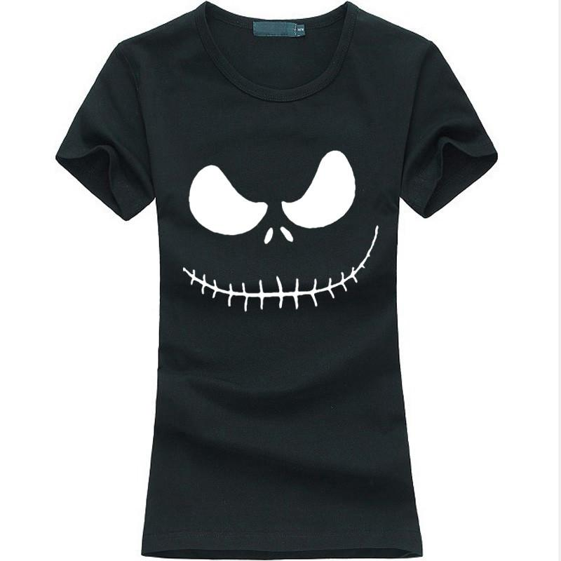 Jack Skellington Evil Smile Women&#39;S T-Shirt #outfit #instagood #cute #instafashion #stylish $9.40 ➤  https:// goo.gl/dcQJnx  &nbsp;   via @outfy<br>http://pic.twitter.com/JK7bnyCI9c
