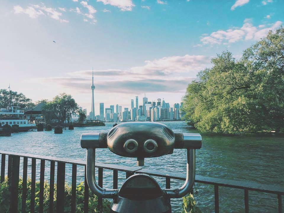 Toronto Islands Reopening