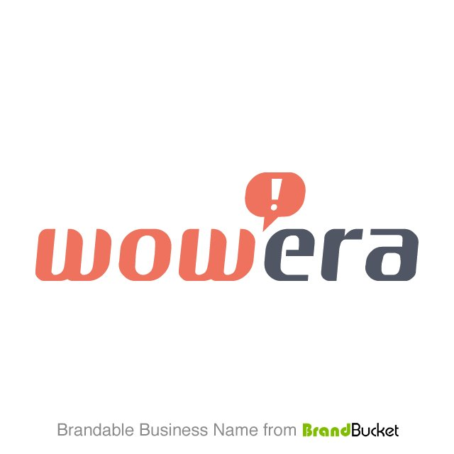 #Wowera For Sale -  http:// wowera.com  &nbsp;   - #Startup #Fun #Reference #Technology #Amazing #Awe #Dazzling #Eras #Incredible #BrandCoverage<br>http://pic.twitter.com/j0s8wDDvkG