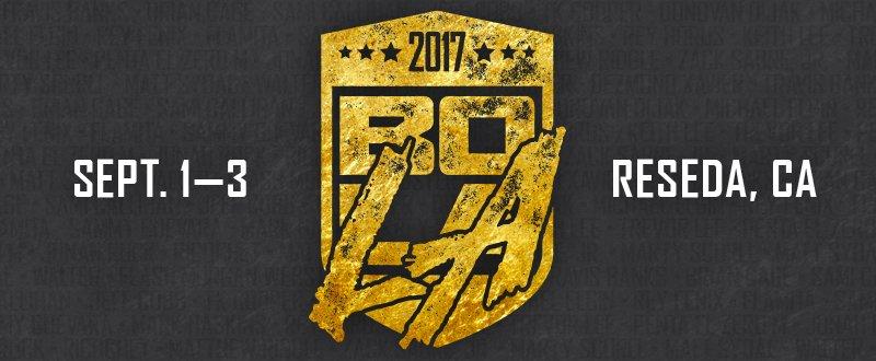 RESULTADOS - PWG Battle of Los Angeles 2017 (01 a 03/09/2017)