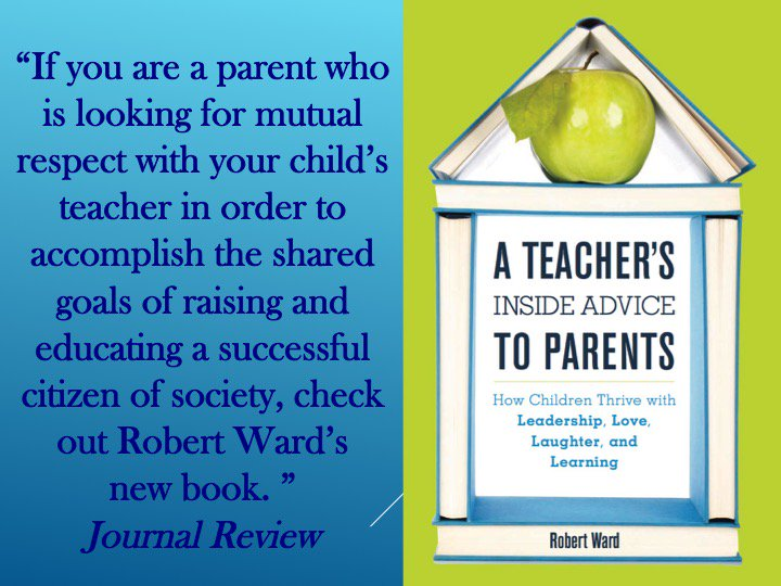 📚 Check out @JournalReview's great back to school reading recommendation of A Teacher's Inside Advice to #Parents. 📚 https://t.co/vO00fLIz7Z https://t.co/I7owyWRpO5