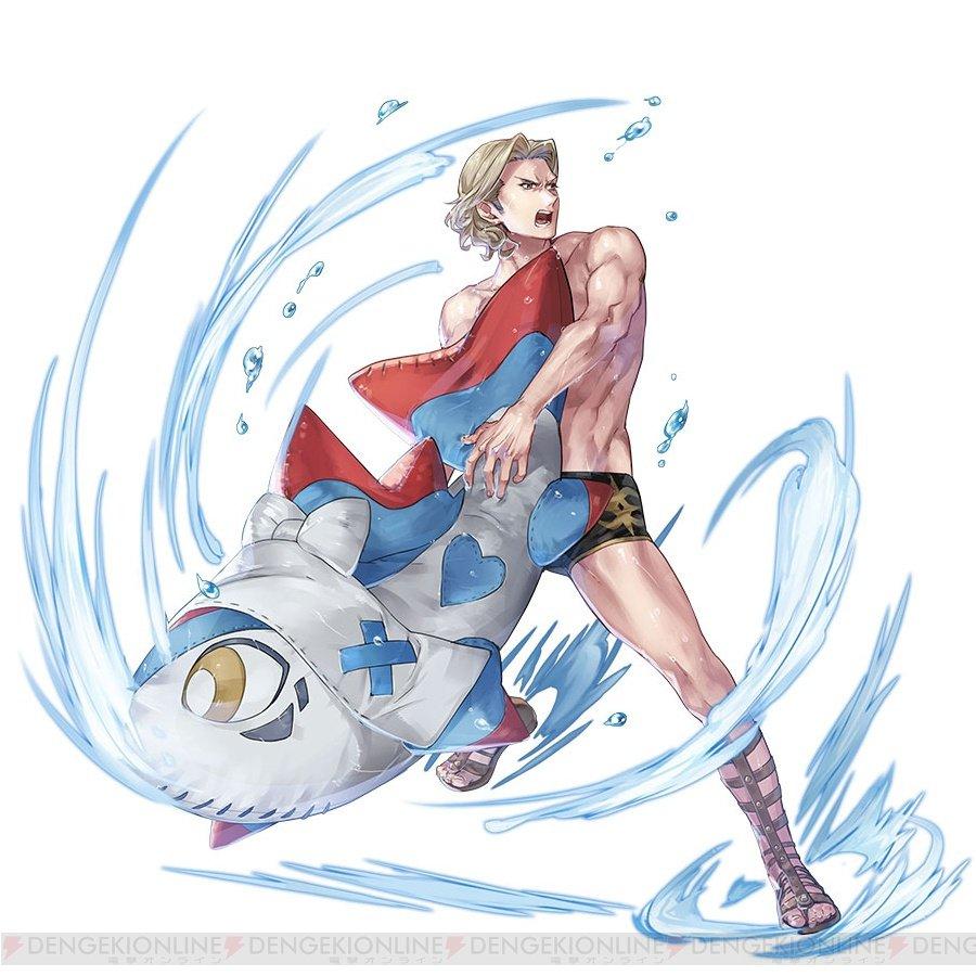"""『FE ヒーローズ』水着カムイが英雄召喚イベントに登場。新モード""""縛鎖の闘技場""""が追加"""