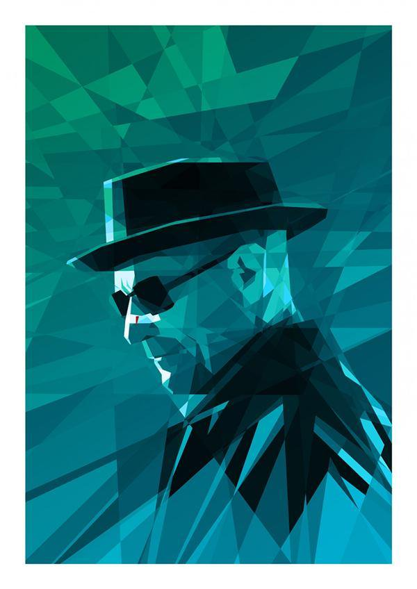 This art print makes a great gift for for all fans of Heisenberg https://t.co/DfJbFexjIn