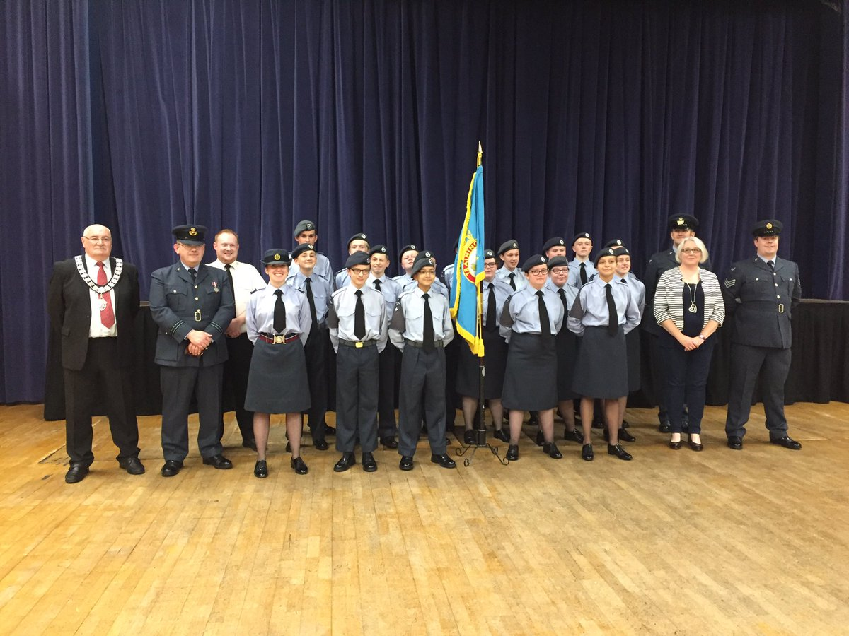 Last Night 79 Squadron Held A Pass Out Parade For Newest Batch Of Recruits Well Done To All Cadets And Staff