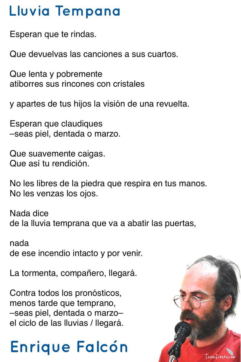 """Team Poetero on Twitter: """"Enrique Falcón es un poeta español, de naturaleza  comprometida con los temas sociales. Enrique Falcón 1968… """""""