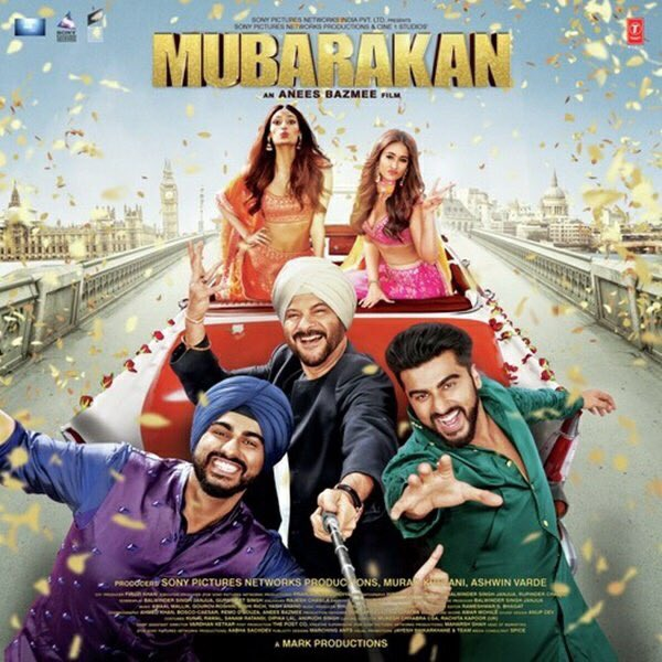 Entertainment. Entertainment. Entertainment. #Mubarakan is mad fun!!  Laugh-a-minute marathon! Congrats to entire team! 🌟 https://t.co/zejoFkvqWB