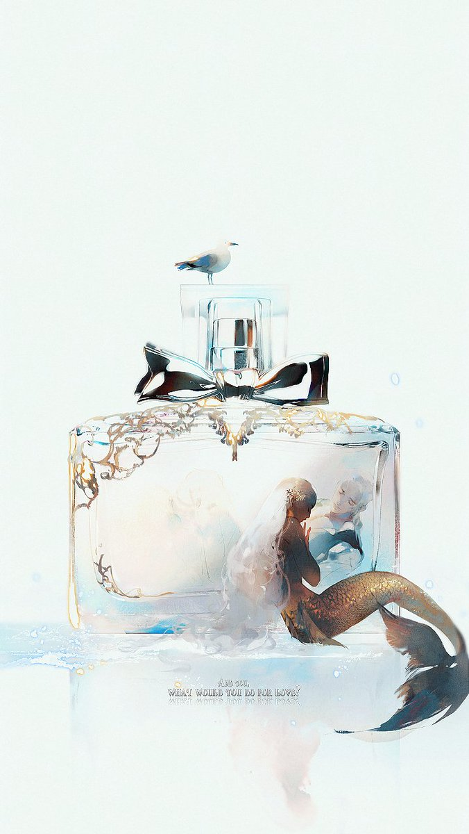Be invited to created a set of advertising illustrations for Dior.
