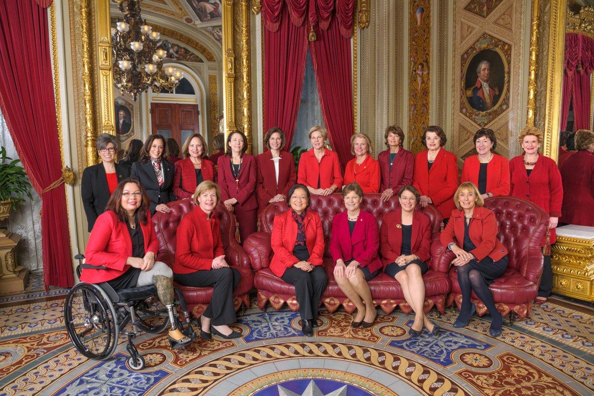 Thumbnail for Nathan Nye on women Senators