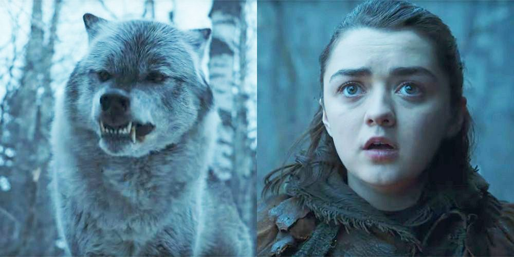 The real meaning behind Arya's emotional reunion on 'Game of Thrones' https://t.co/nk6eCPYkRI