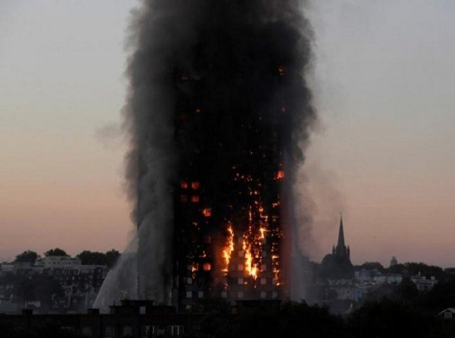 British police suspect Grenfell Tower council committed corporate manslaughter https://t.co/QdmD0rmy1T