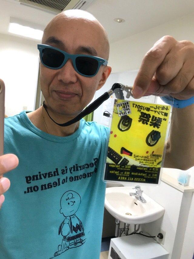 来たぜ〜ブシャー札幌Zepp https://t.co/UGrd80rYvF