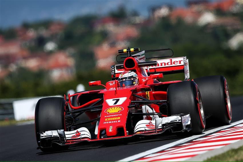 Magyar Nagydíj: Ricciardo nyitott az élen Kimi előtt