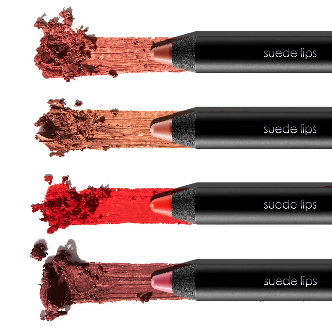 It's #NationalLipstickDay! Like + retweet for your chance to #win all 4 our of Suede Lips... https://t.co/ThF4qZoHTW