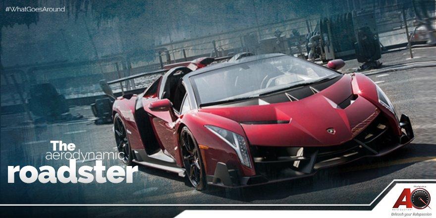 Mahindra Aq On Twitter At Lamborghini Veneno Roadster Has