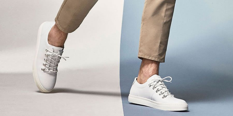The sockless, ankle-baring look has become increasingly common during spring/summer: https://t.co/hGBtTfrUeV https://t.co/Zy8eg2vppV