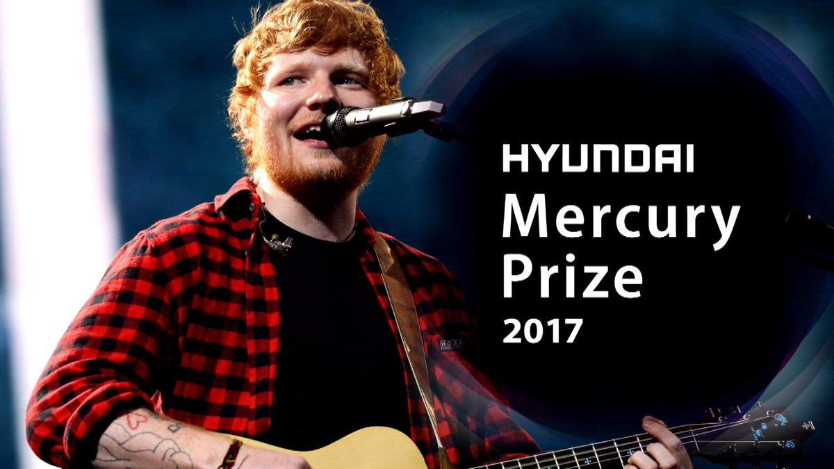 Ed Sheeran admits he 'won't win' Mercury prize despite 'dream' nomination https://t.co/55dtEnhyTL #MercuryPrize #EdSheeran