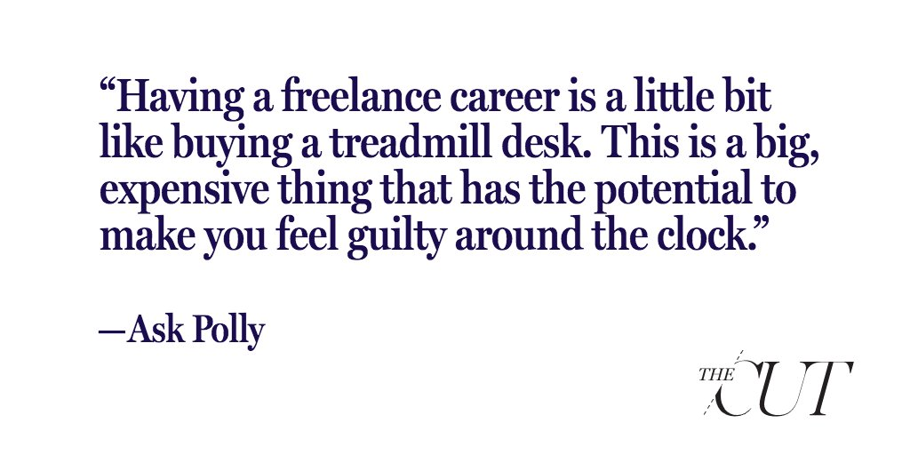 #AskPolly: I hate all jobs! @hhavrilesky responds https://t.co/t10PeAyuCC https://t.co/k97m2UWxRN