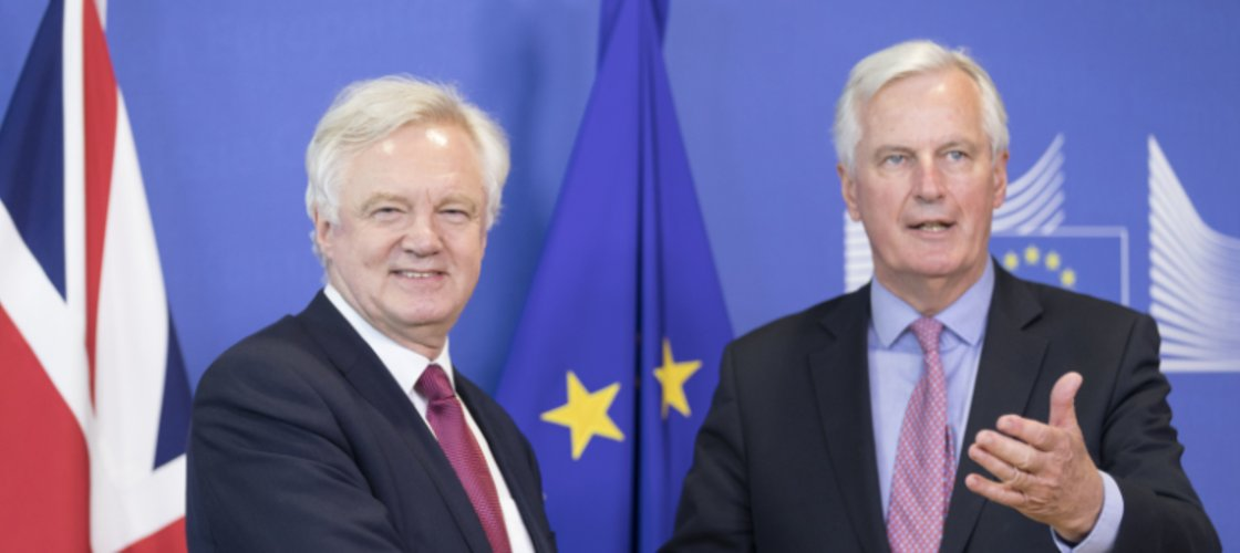 Michel Barnier warns Brexit talks could be delayed over divorce bill row https://t.co/V5dF97sQxF