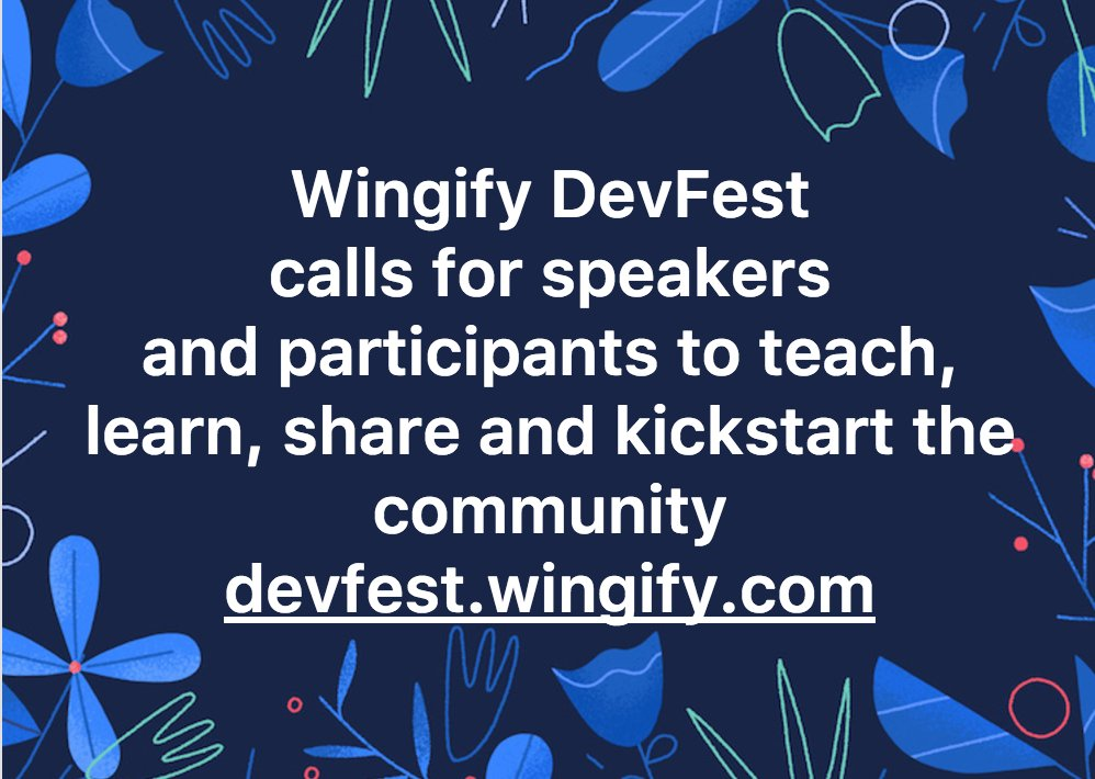 Like knows like! @wingify_engg wants you for building a great developer community. https://t.co/NROrG5Hjcs