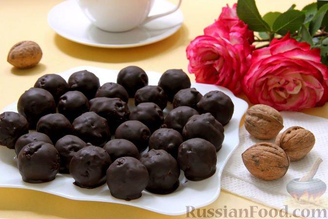 Чернослив в шоколаде рецепт