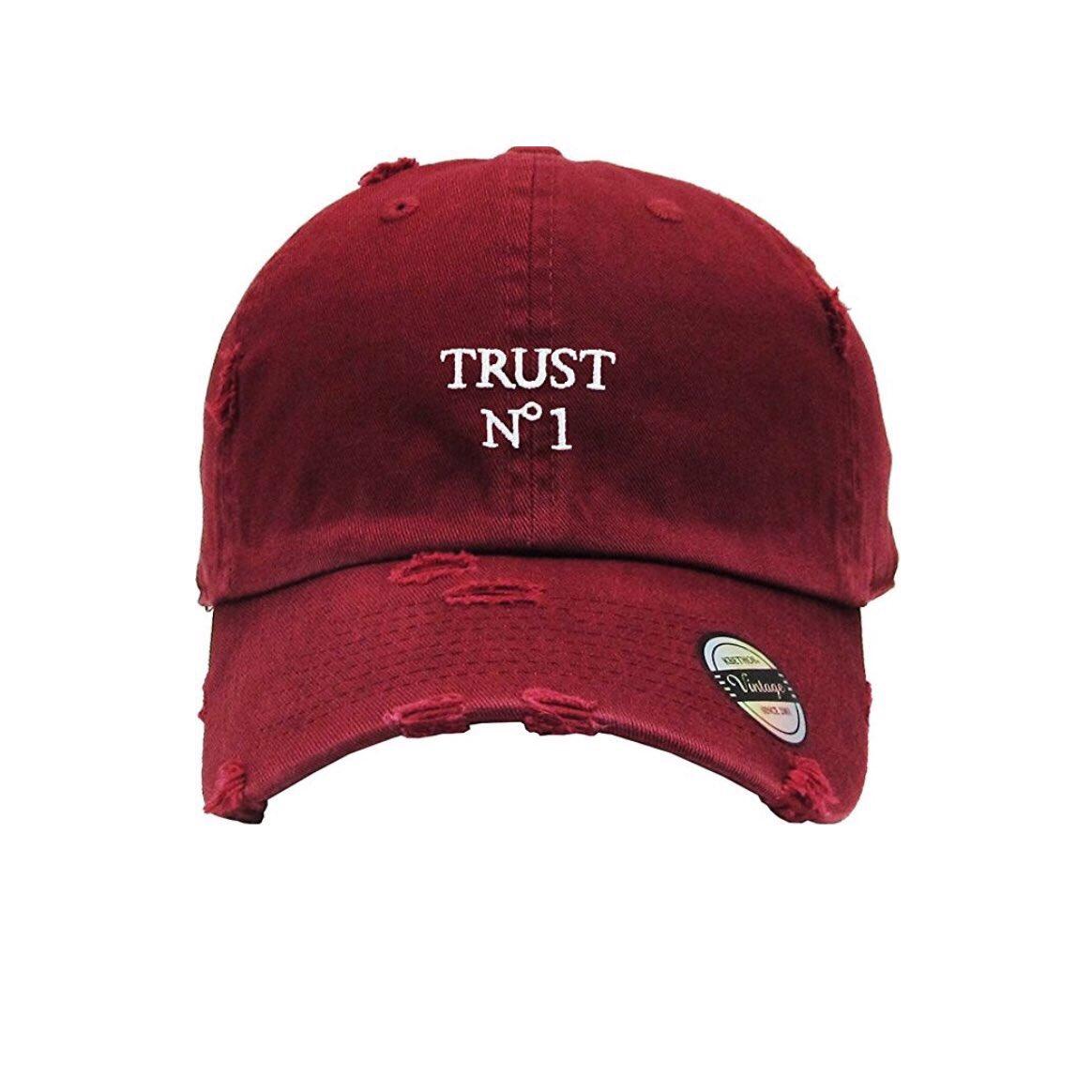 Trust No1 Cap  Shop: https://t.co/KzGvF0...