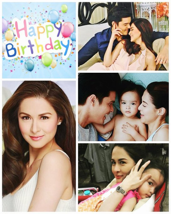 Happy Birthday Queen Marian Rivera   I love you forever!!!