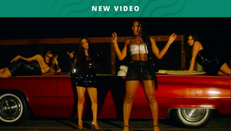 .@Fifthharmony let out their inner bad girls for the #ANGELvideo. Watch: https://t.co/3b9d9wXceP https://t.co/taXk9LLrVh