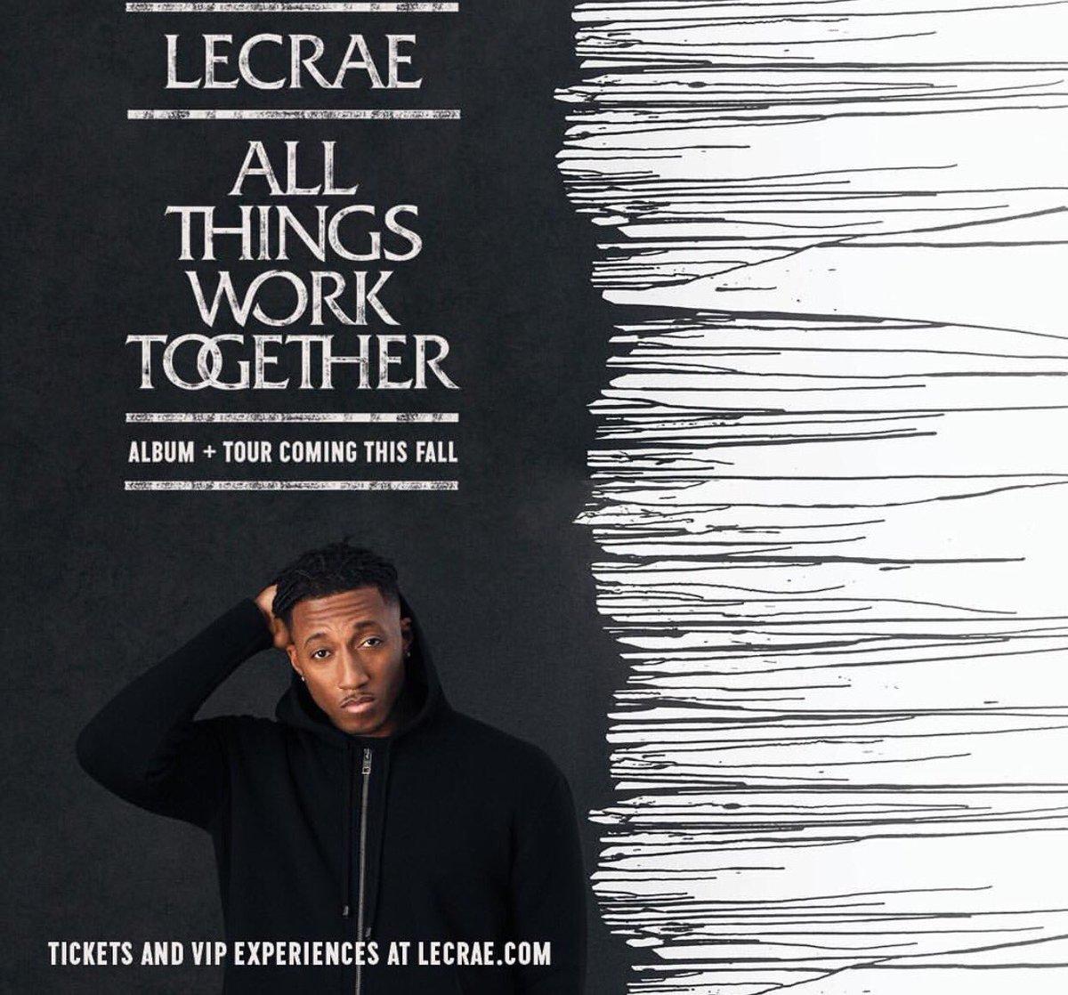 Lecrae Tour Tickets