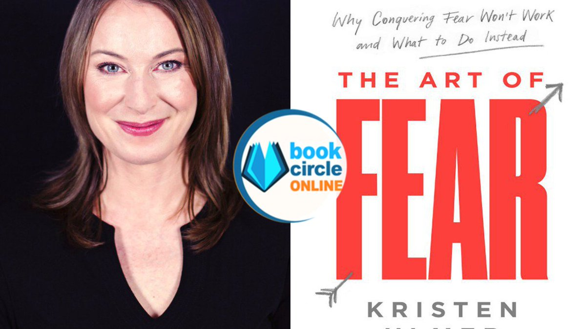 NEW INTERVIEW!!! Kristen Ulmer Talks About Why Conquering Fear Won&#39;t Work...and What to Do Instead  https://www. youtube.com/watch?v=bnkXJB 24DUI&amp;t=2s &nbsp; …  #fridayreads <br>http://pic.twitter.com/7l1ZSGXhJO