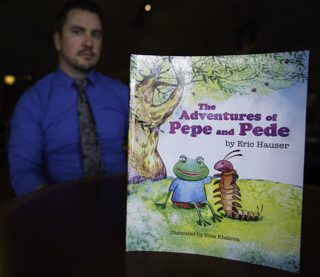 Self-published &#39;Pepe the Frog&#39; kids&#39; book is #conservative but not alt-right, #Denton ISD admin says #DFW #TX #edu  https://www. dallasnews.com/news/education /2017/08/10/denton-isd-admin-published-childrens-book-pepe-frog-says-know-alt-right-symbol &nbsp; … <br>http://pic.twitter.com/qRUCLPYuO7