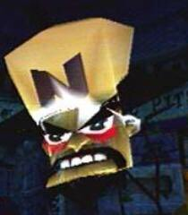 is the &quot;N&quot; a tattoo?  @PlayStation @BandicootWorld @CrashBandicoot #CrashBandicoot #NeoCortex #PS <br>http://pic.twitter.com/FIoFFAz81I