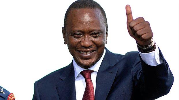 Electoral Commission Declares Kenyatta Winner Of Kenya Poll
