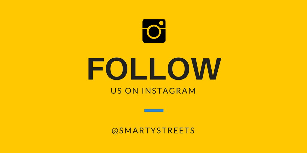SmartyStreets On Twitter Whatever You Do DONT Follow On - Smartystreets