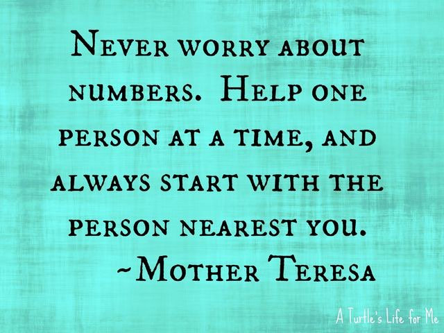 #Motivation #Citations Make the person nearest us the one we help the most. #Contribute #MotherTeresa<br>http://pic.twitter.com/gfhqOb9GCZ