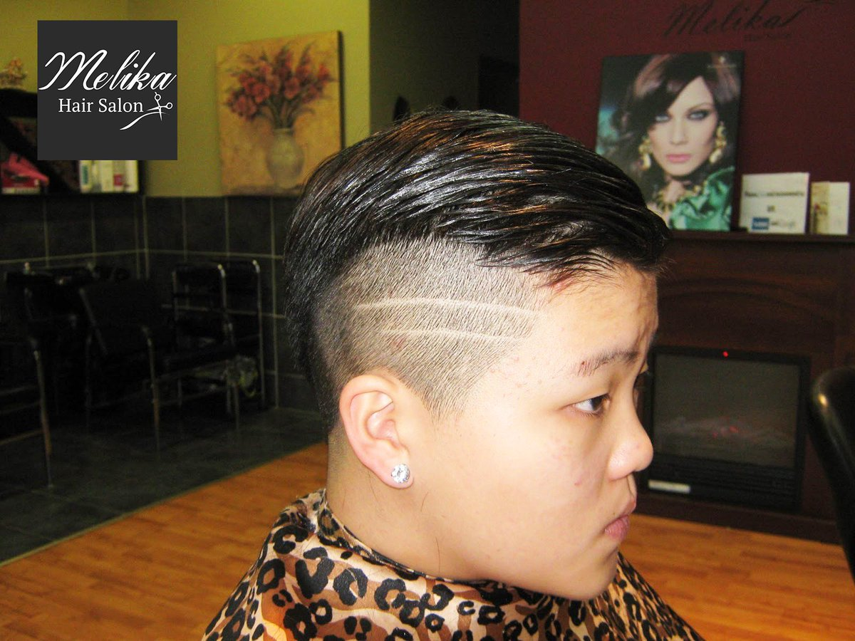 Melika Hair Salon On Twitter Get A Trendy And Cute Boys Hairstyles
