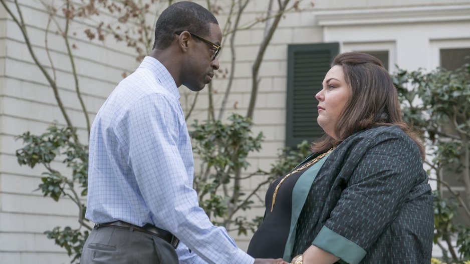 .@SterlingKBrown isn't worried about hitting a 'sophomore slump' in season 2 of @NBCThisisUs https://t.co/3undYoB6AO https://t.co/9M4qnsYXV6