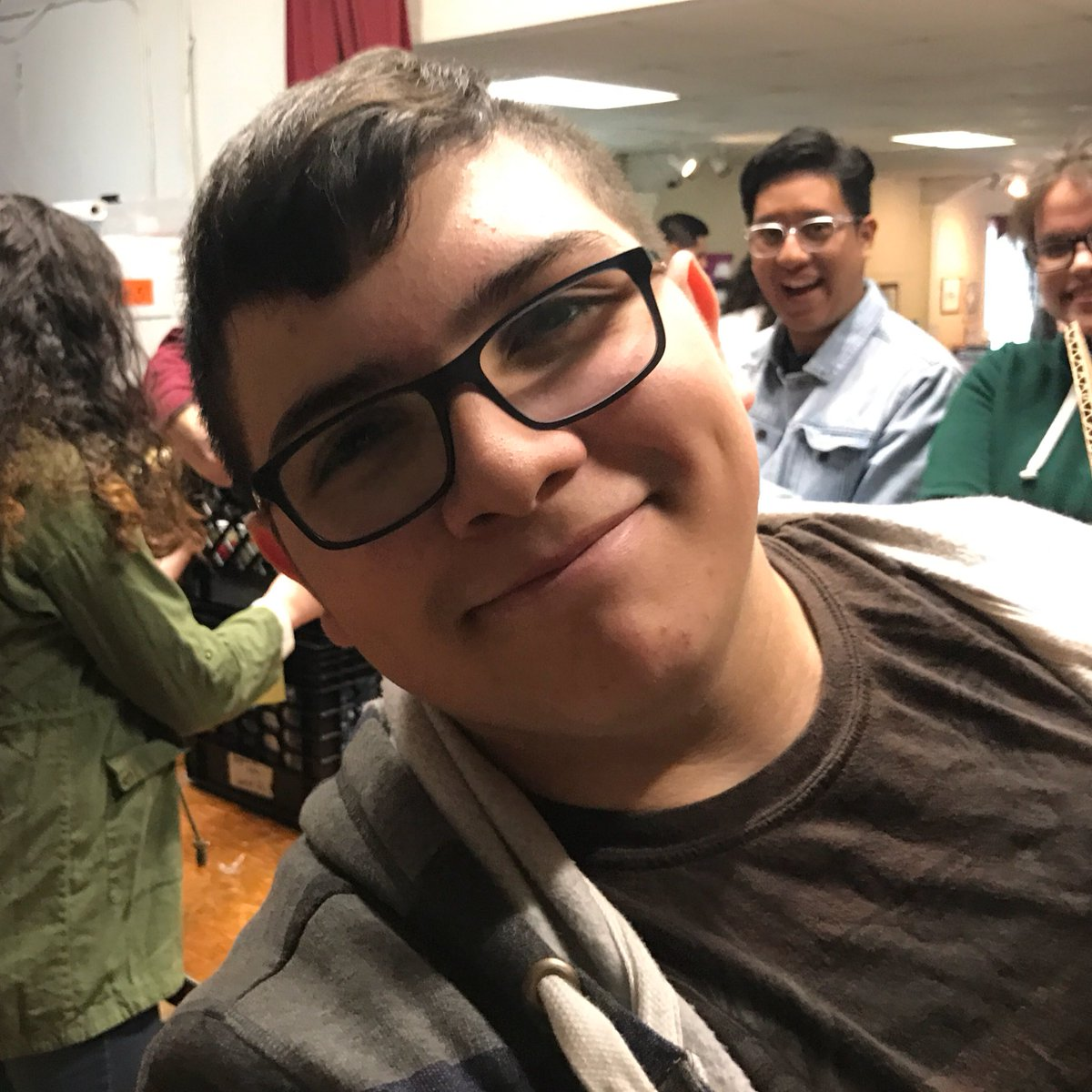 Meet Jake ! Jake can stump any attorney while he is on the stand. He has a funny personality and loves Star Wars ! #mocktrial #profile<br>http://pic.twitter.com/dSzp0k6xVG